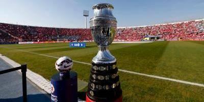 Buscan a España y Portugal para Copa América 2019