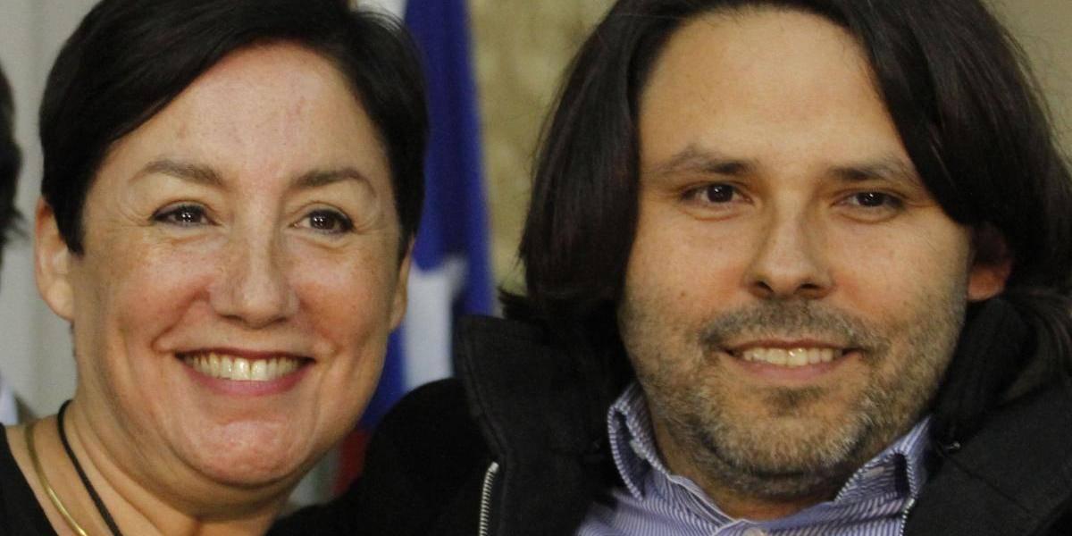 """Frente Amplio: Sánchez presenta """"hoja de ruta"""" mientras Mayol la interpela a debatir previo a las primarias"""