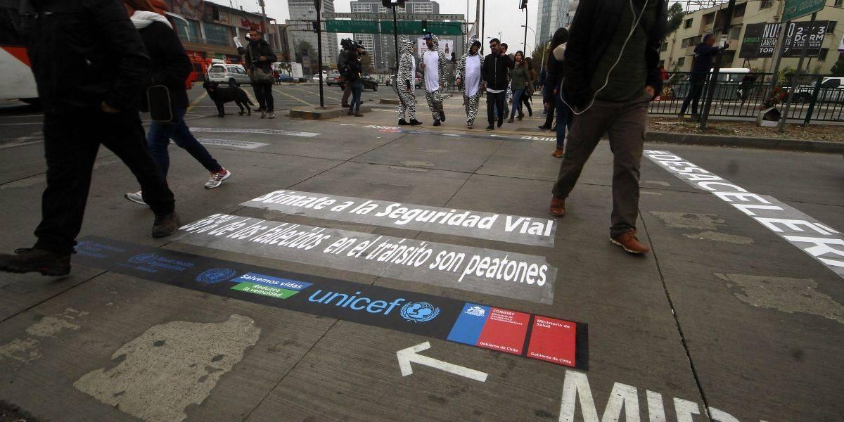 #Desacelérate: En Chile muere una persona cada día a causa del exceso de velocidad