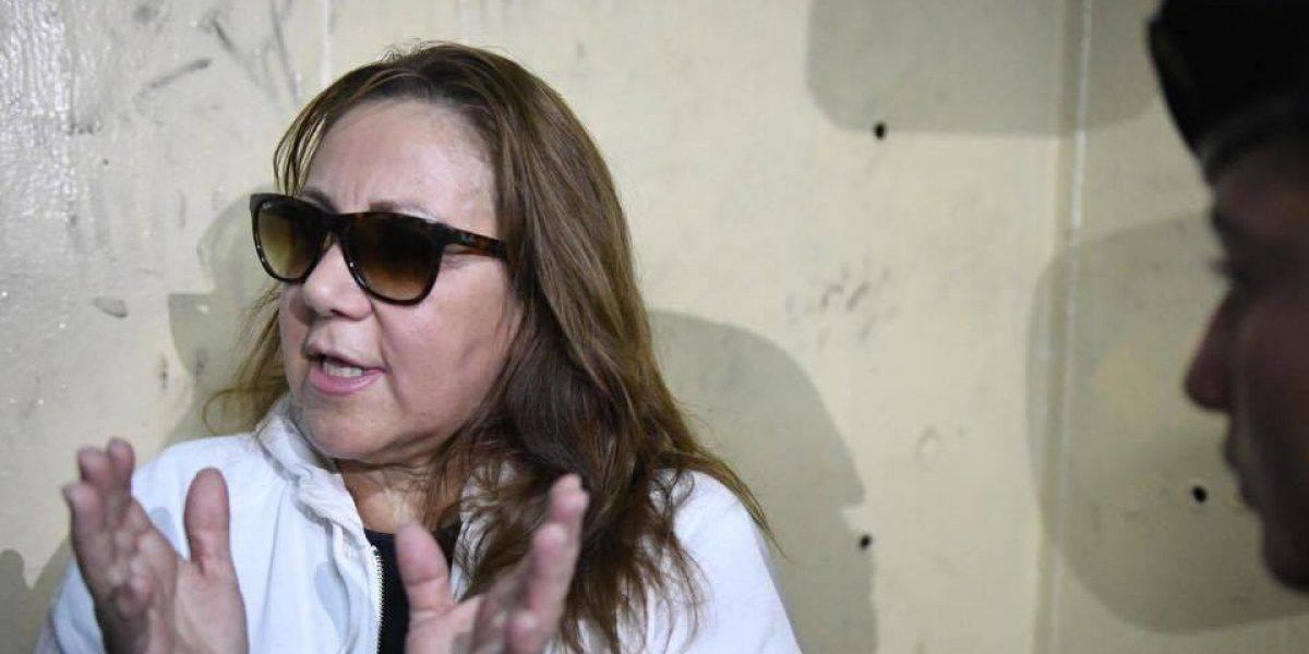Blanca Stalling habría visitado a su hijo en Mariscal Zavala, según video que circula en redes