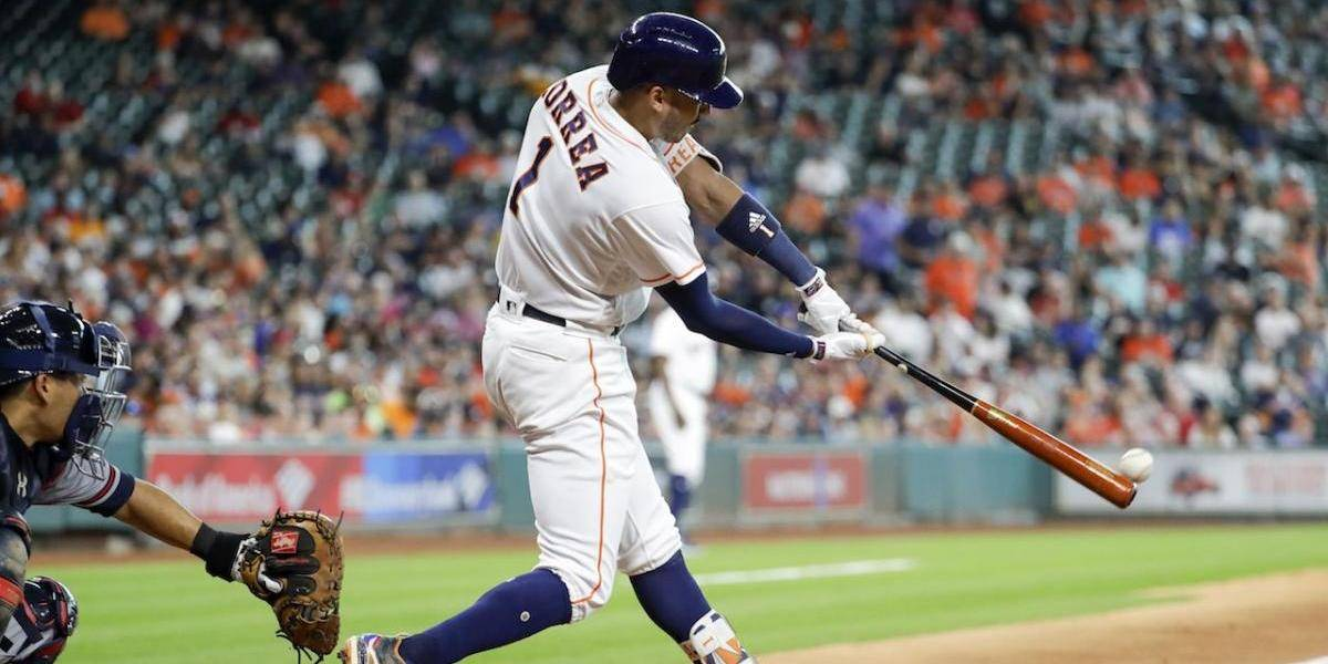 Carlos Correa guía a los Astros a victoria ante Bravos