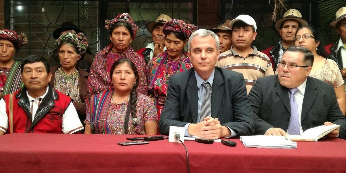 El CALDH denuncia a exmagistrados de la CC por anular sentencia de genocidio
