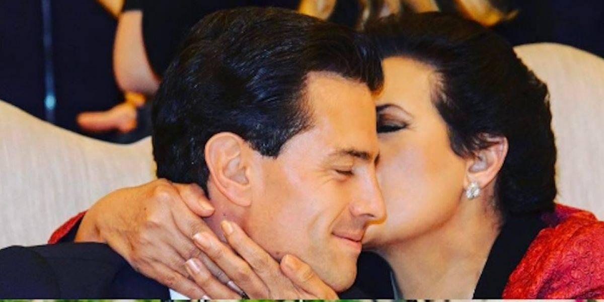 Así felicitó Peña Nieto a su mamá y esposa en el Día de las Madres