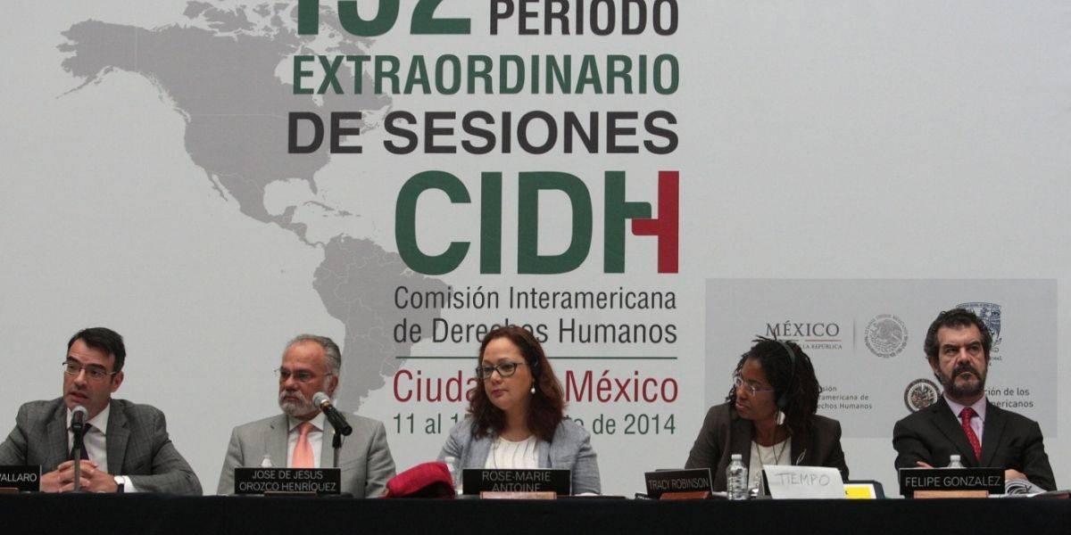 Colombiano es nuevo magistrado de la CIDH