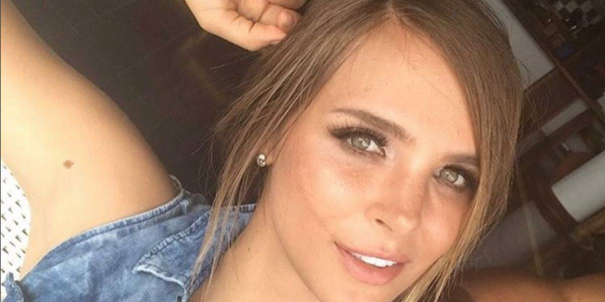 Video: Así bajaron del taxi a la modelo Elizabeth Loaiza