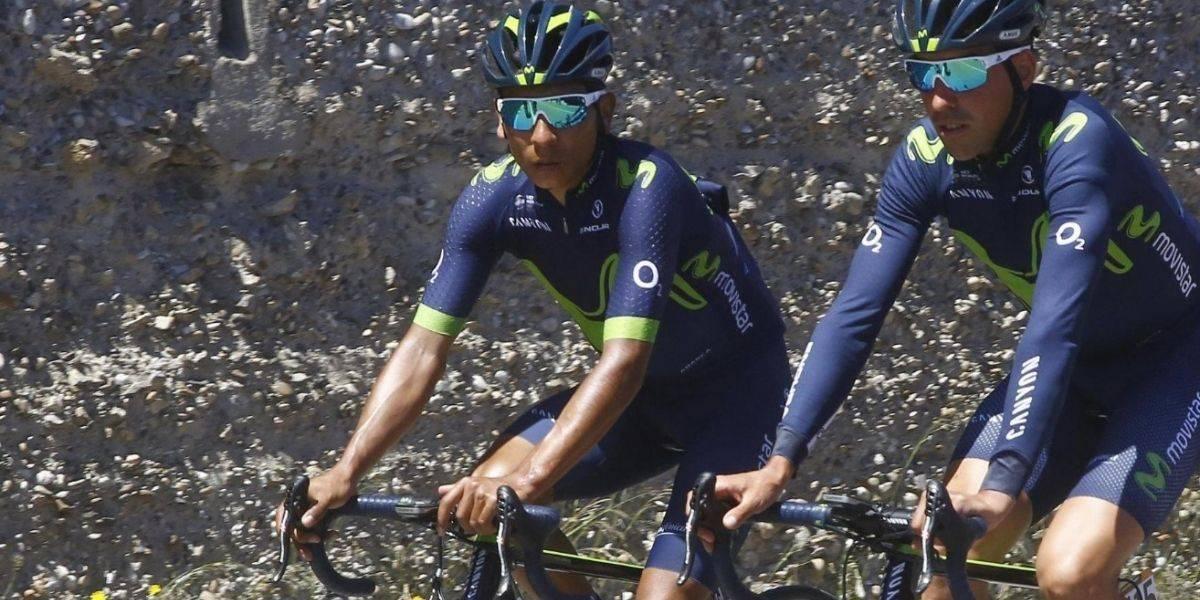 El sexto día del Giro tiene media montaña para Nairo y remate plano para Gaviria