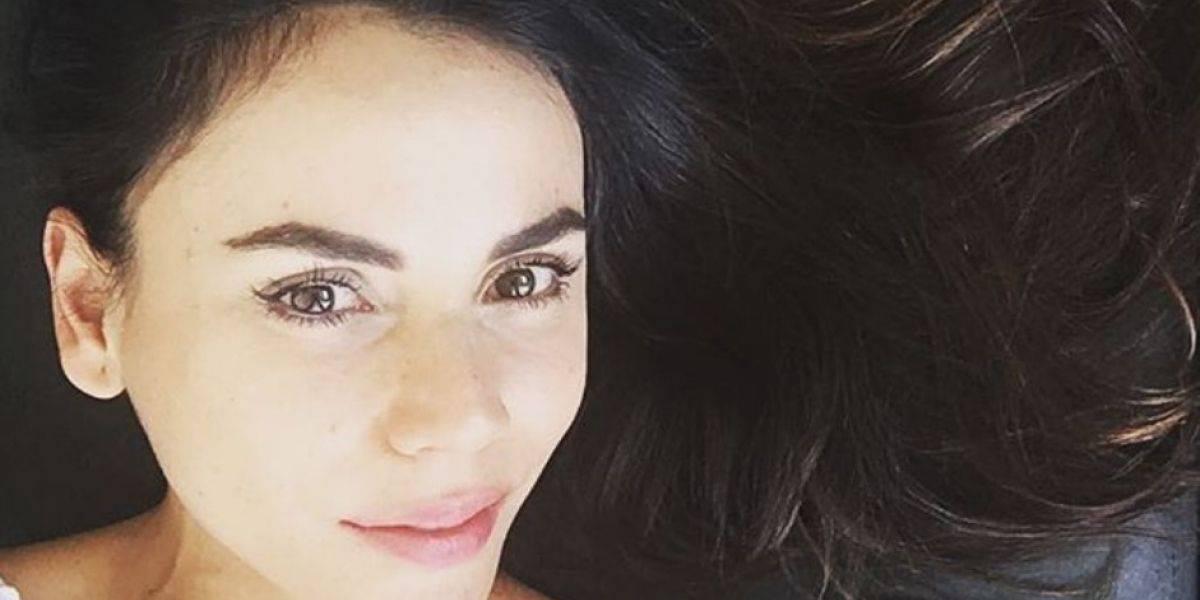 El destape de Carolina Gaitán en redes sociales