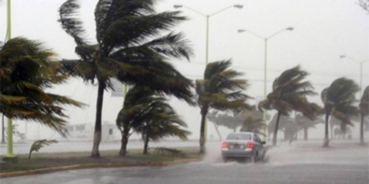"""Se forma """"Adrián"""", la primera tormenta tropical de la temporada"""