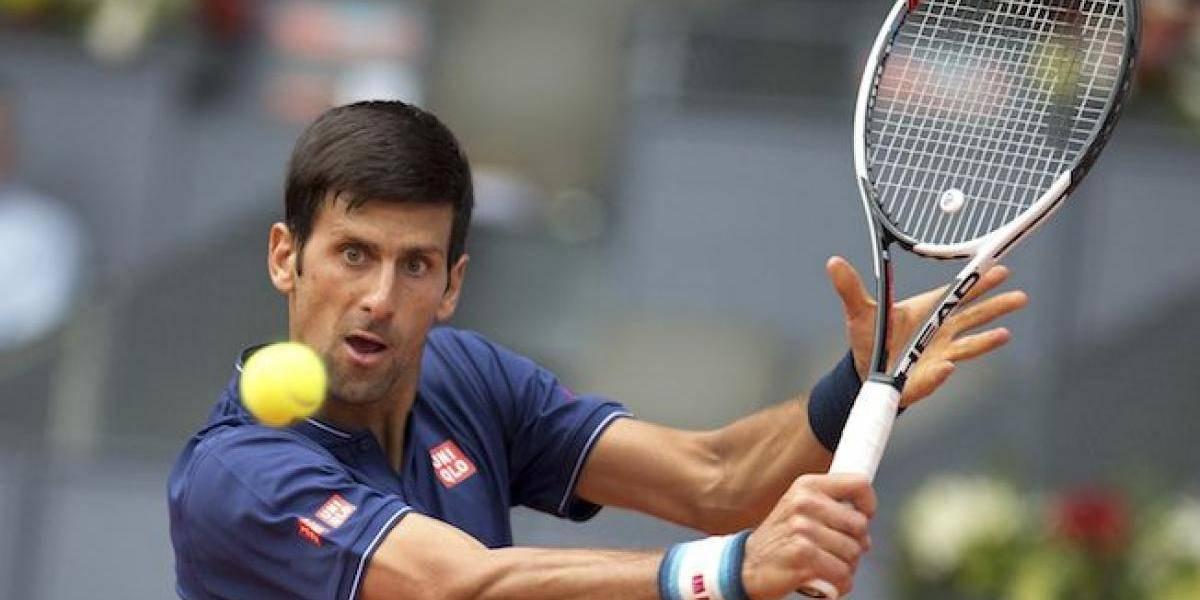 Djokovic y Nadal pasan a la tercera ronda en Madrid