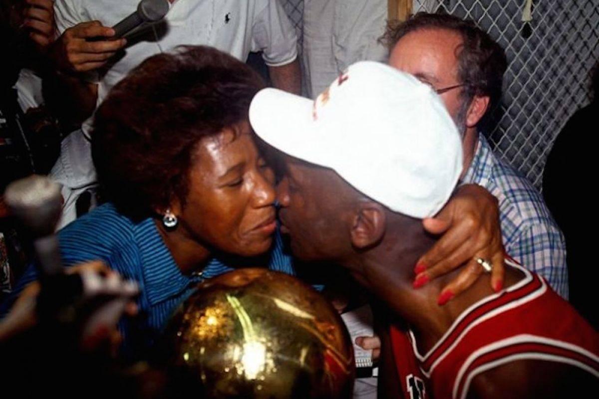 Madre de Michael Jordan