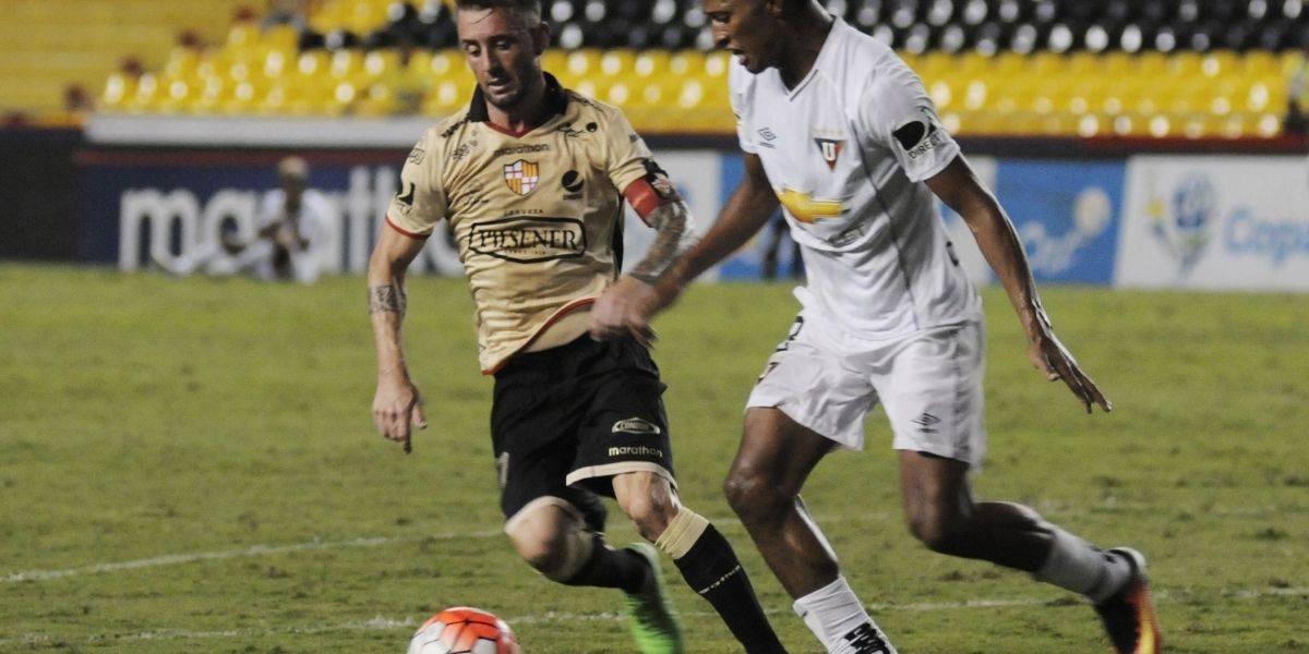 Sigue el Liga de Quito y Barcelona en vivo y en directo online, partido de