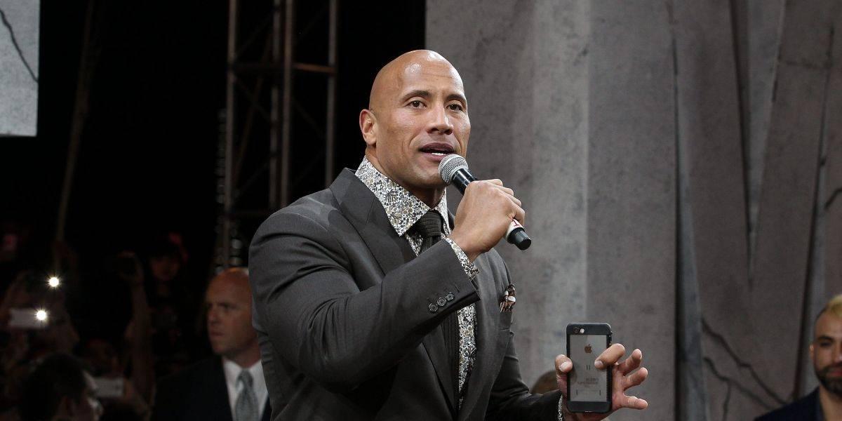 Dwayne Johnson, 'La Roca', se plantea aspirar a la presidencia de EE.UU.
