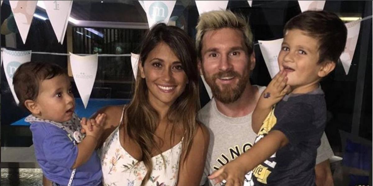 Lionel Messi le pone fecha a su boda con Antonella Roccuzzo