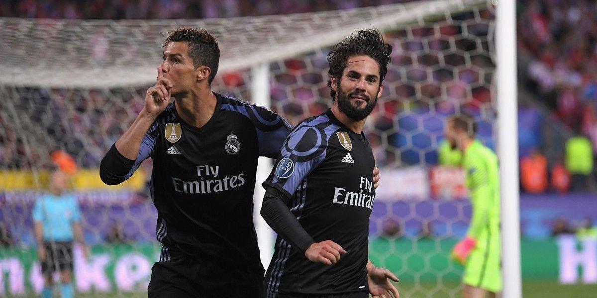 ¡Sin palabras! Real Madrid alcanzó otra final de Champions League