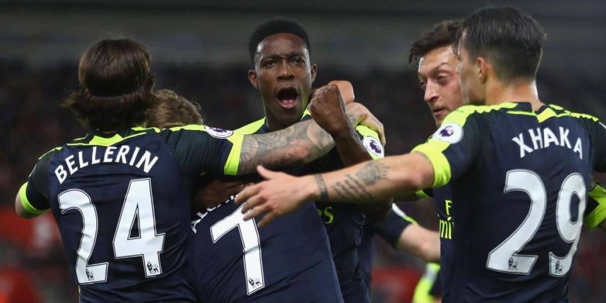 La fórmula a la que se aferra el Arsenal para clasificar a la Champions League