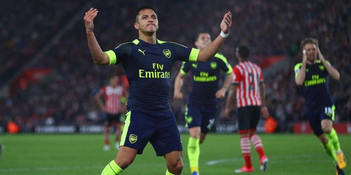 """""""Sánchez nuevamente al rescate"""": Alexis acaparó todas las portadas de Inglaterra"""