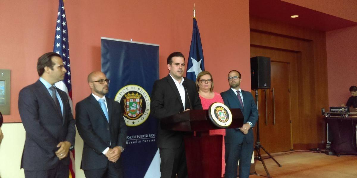 Rosselló anuncia servicio expedito de permisos