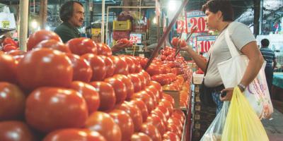 Inflación marcó 2,1% en abril — Ciudad