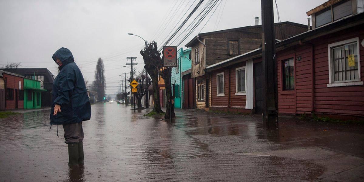 Autoridades en alerta por sistema frontal que afectará a la zona centro norte del país