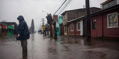 A prepararse: Meteorología pronostica intensas precipitaciones esta semana