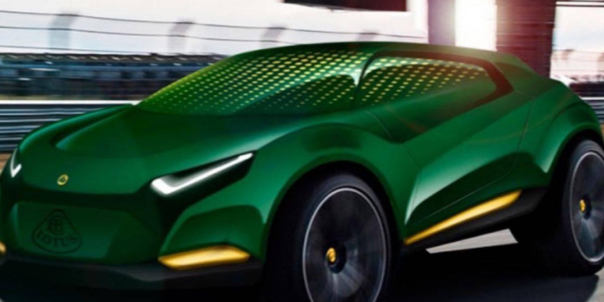 Lotus pone fecha para su futurista SUV