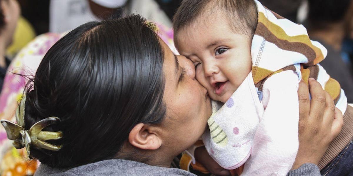 Ser mamá en México según las estadísticas