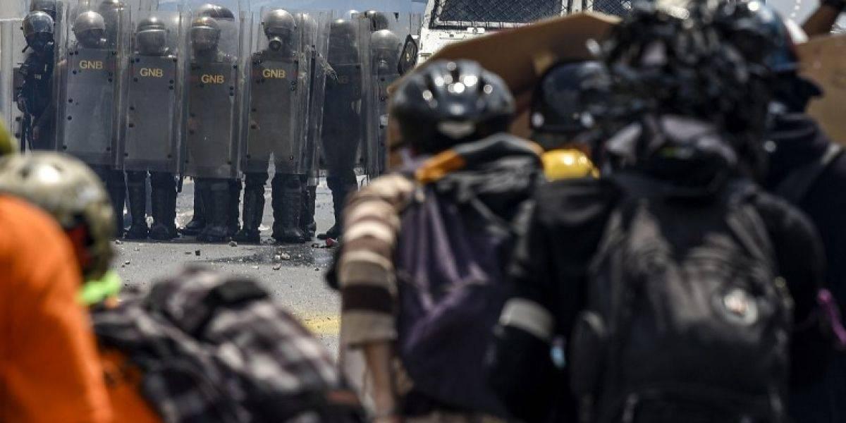 Muere joven de 27 años durante manifestación opositora en Caracas