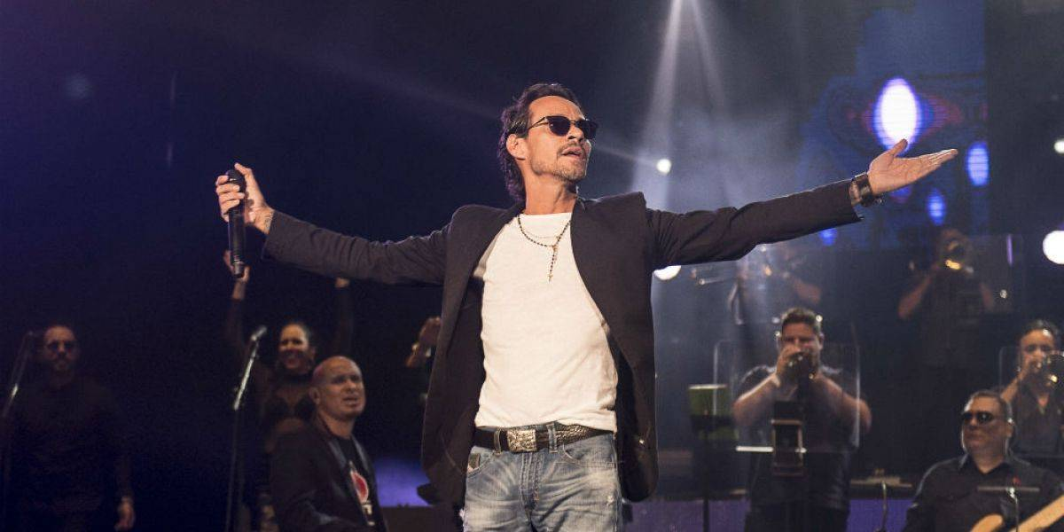 FOTOS: Marc Anthony conquista el Auditorio Nacional