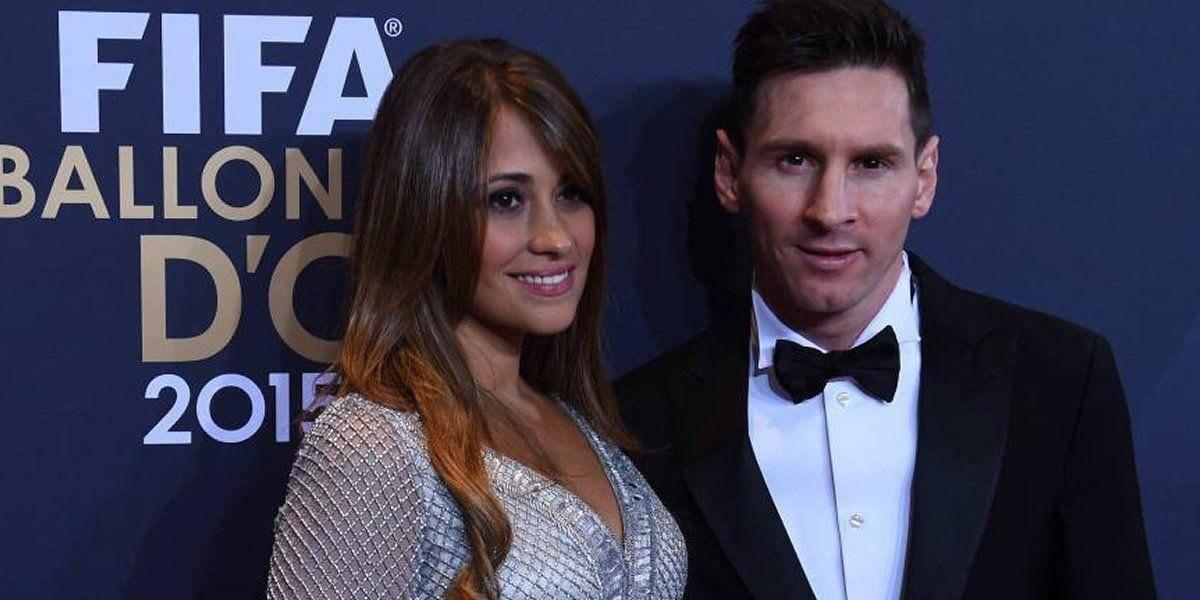 Lionel Messi se casará el próximo 30 de junio en Rosario