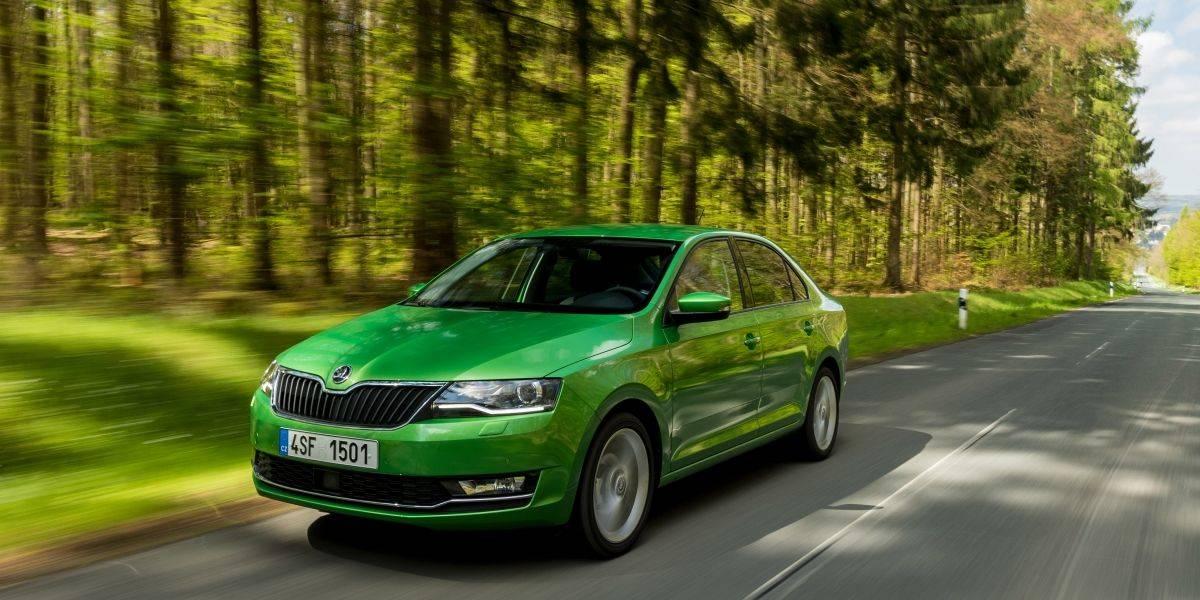 Škoda presenta la nueva generación del Rapid y el Rapid Spaceback