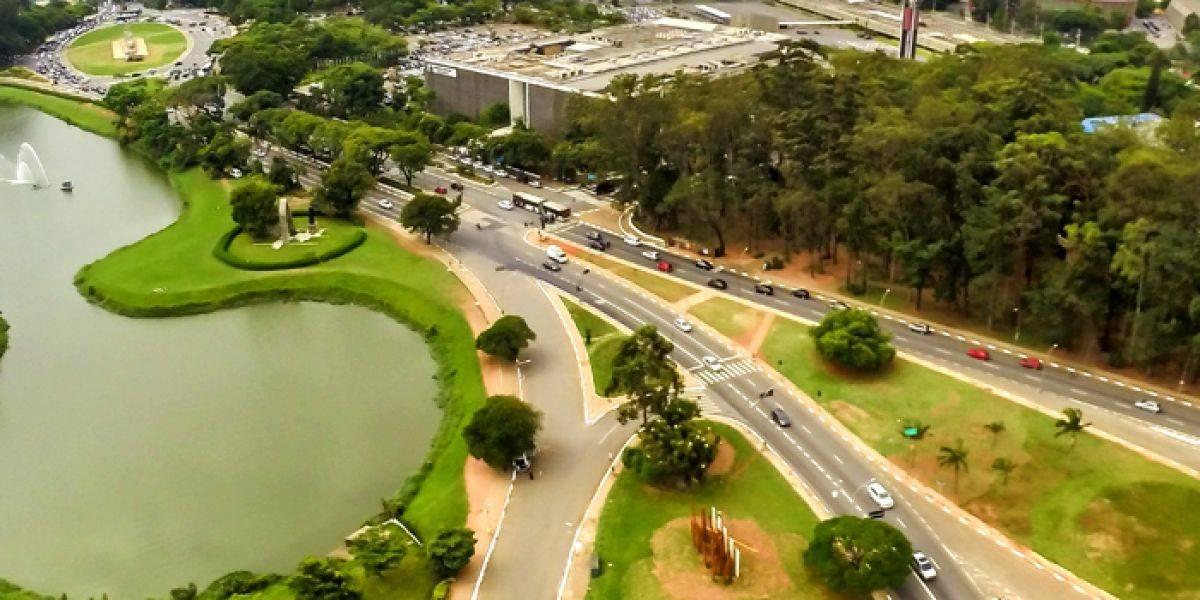 Corpo é encontrado por vigias do parque Ibirapuera