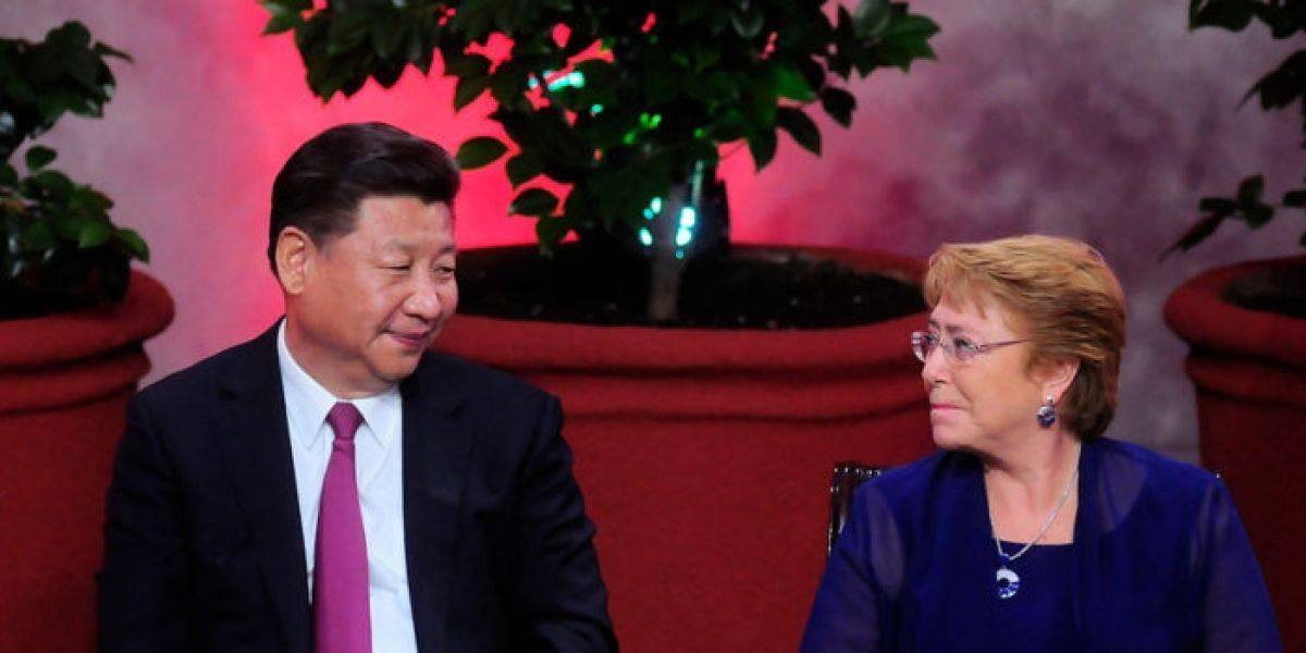Bachelet viaja a Indonesia y China para asistir al foro de Rutas de la Seda