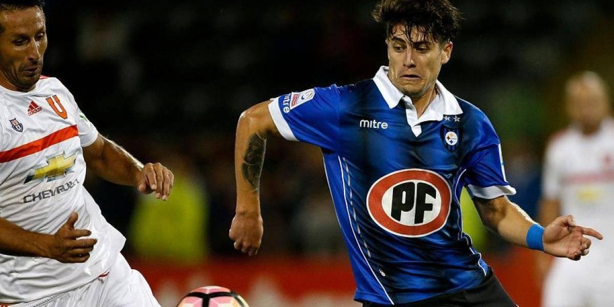 La UC piensa en Ángelo Sagal ante la posible partida de Ricardo Noir