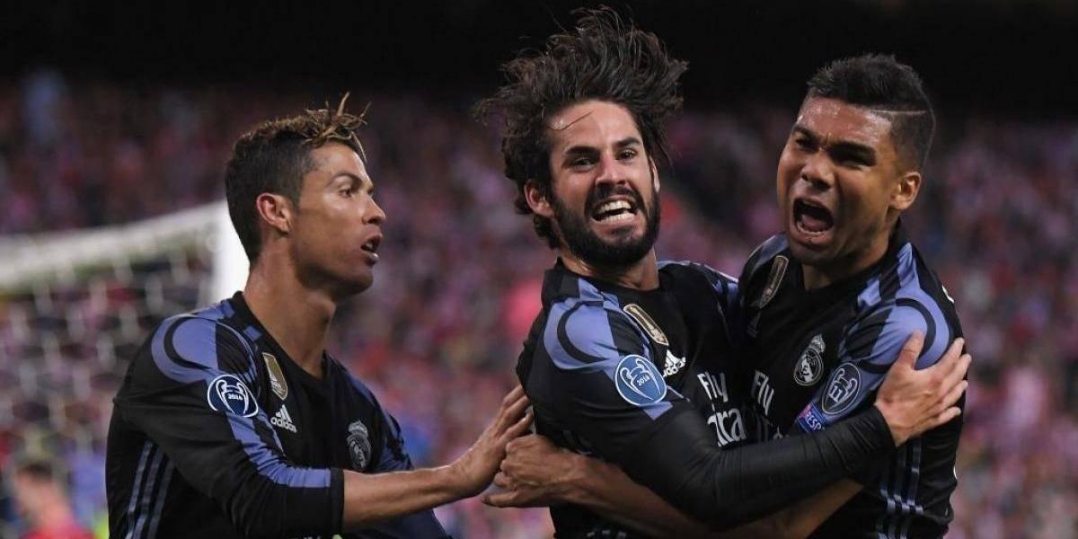 Real Madrid avanza a la final de la Liga de Campeones
