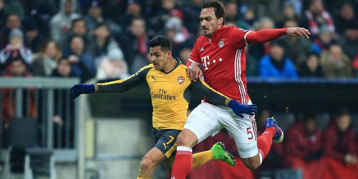 """Ex seleccionado alemán: """"Sánchez no merece ganar más que otras estrellas del Bayern"""""""