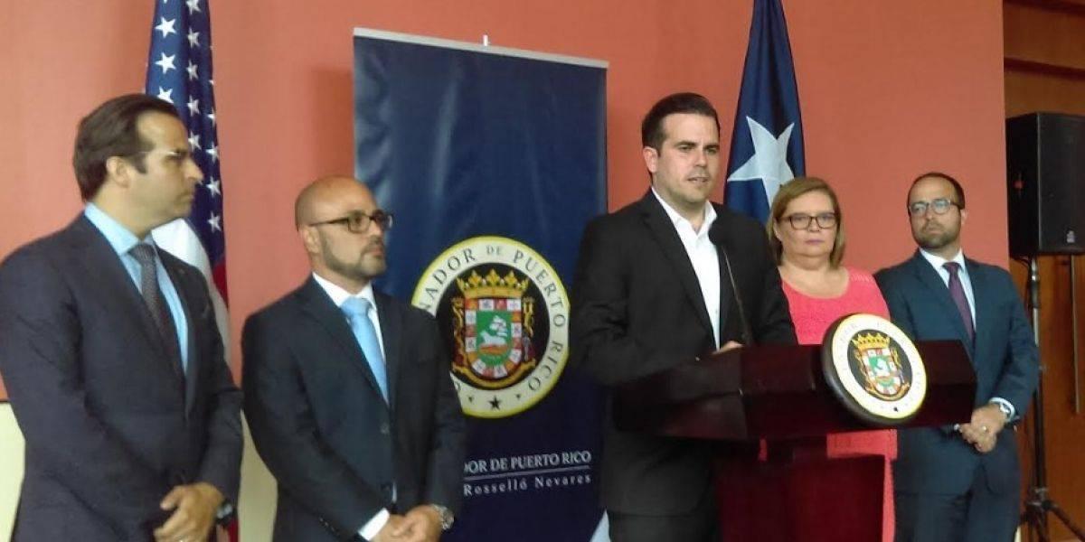 Gobernador recalca que la Junta no le pidió enmiendas al presupuesto