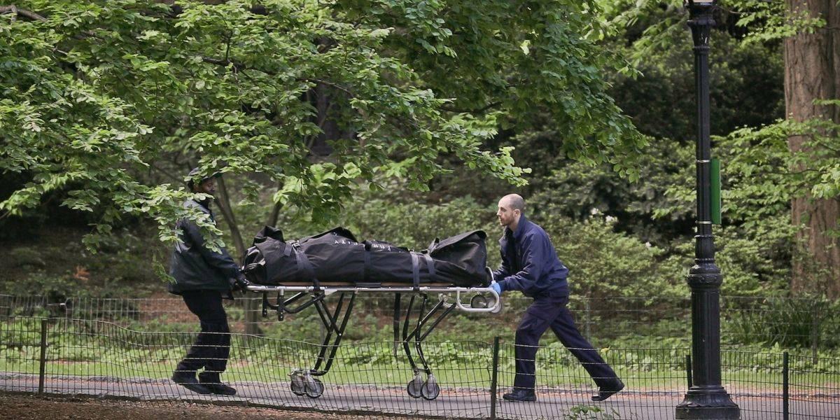 Dos muertes seguidas en Central Park