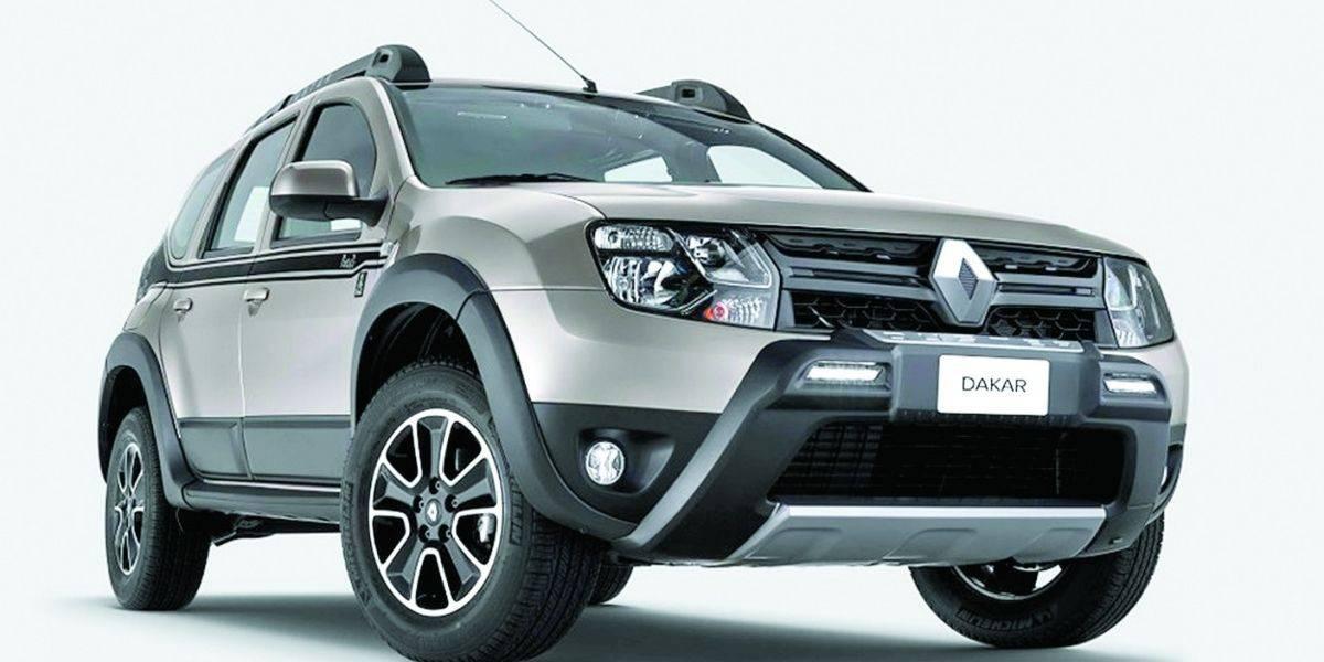 Renault Duster Dakar, ahora en nuestro país