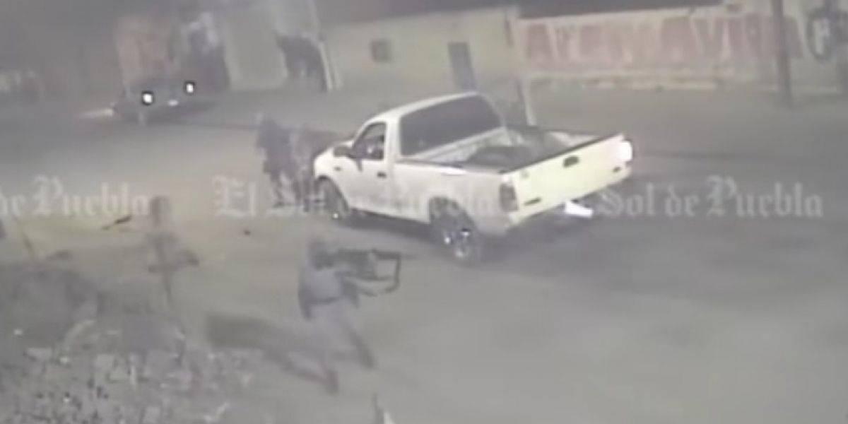 Video muestra enfrentamiento previo a presunta ejecución en Palmaritos