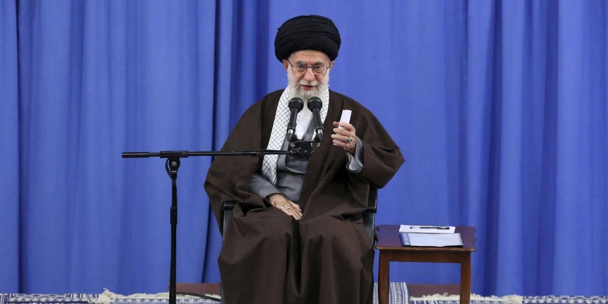 """En Irán, quien provoque disturbios por las elecciones """"será abofeteado"""""""