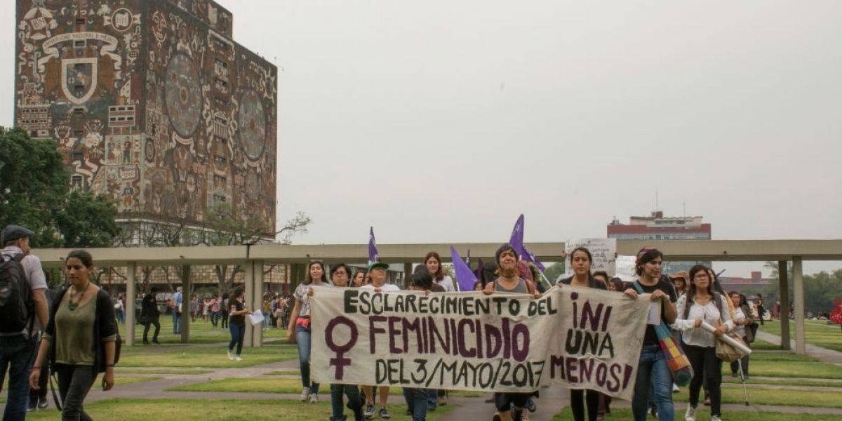 Alumnos de la UNAM convocan a marchar este viernes en CU