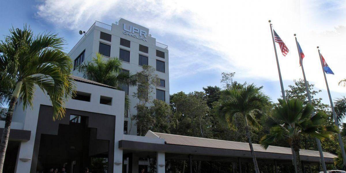Movimiento Estudiantil de UPR Carolina no abrirá los portones