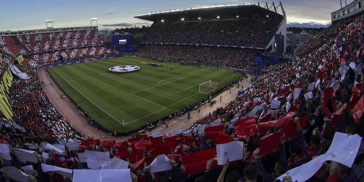 El Vicente Calderón le dirá adiós a los torneos europeos ante Real Madrid