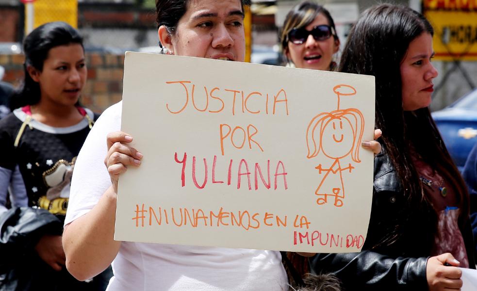 La empresa de vigilancia del edificio donde murió Yuliana Samboní fue sancionada