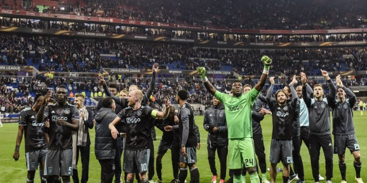 Está de vuelta: Ajax jugará una final continental después de 21 años
