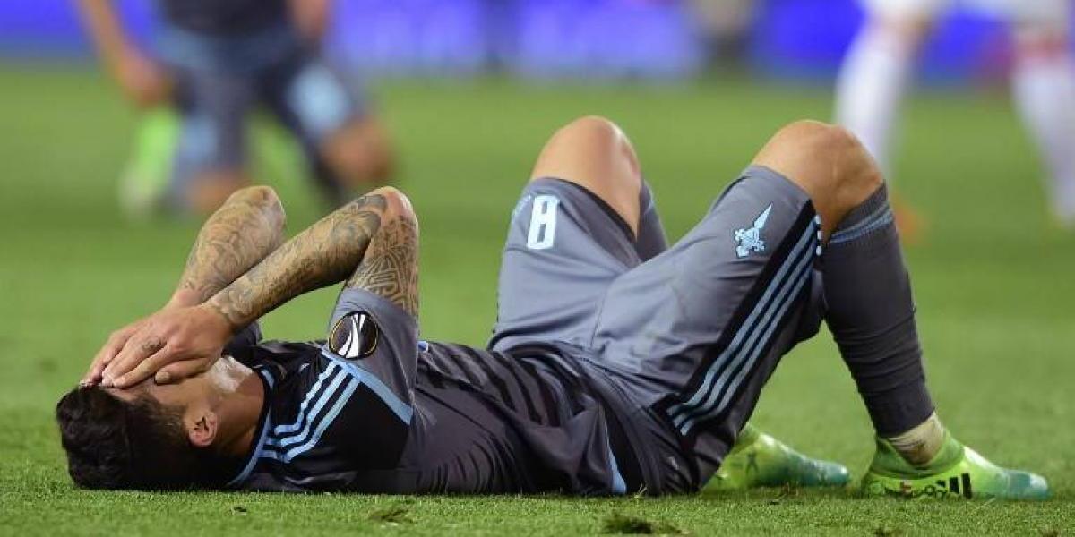 El Celta de los chilenos quedó a un paso de la hazaña y se despidió del sueño europeo