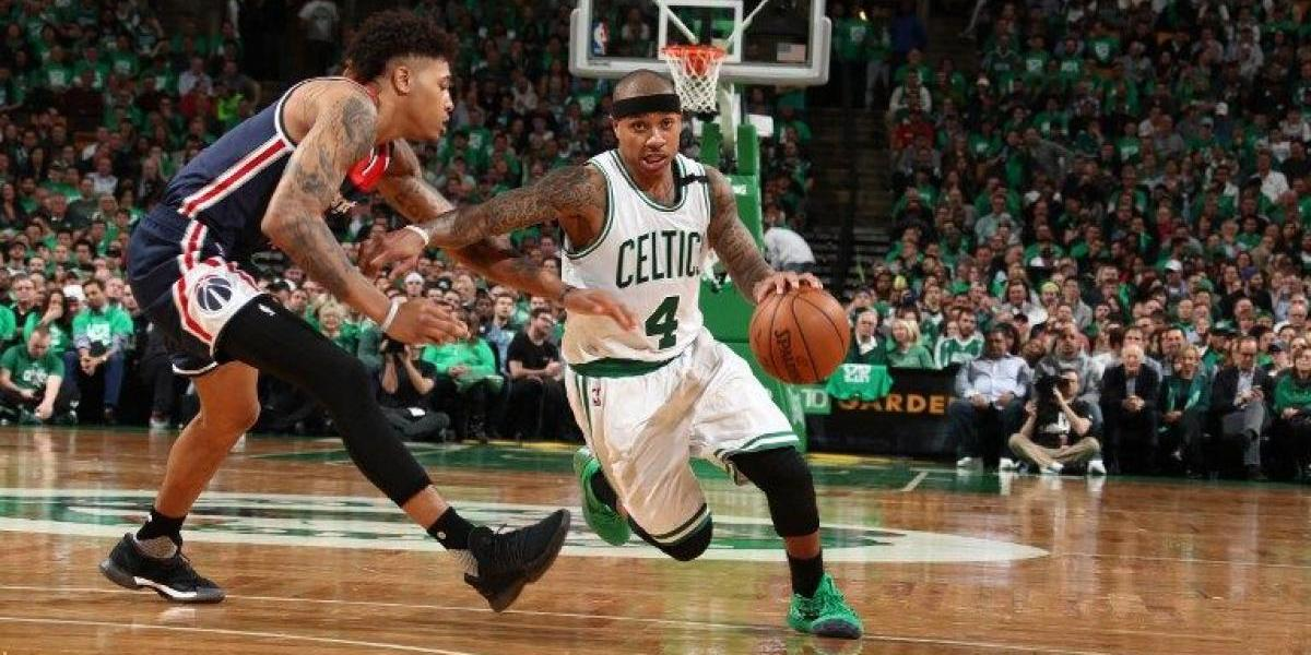 Boston arrasa con Washington y queda un paso de la final del Este