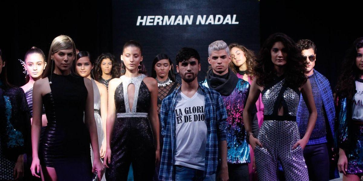 Herman Nadal impone frescura y juventud en la moda en Puerto Rico