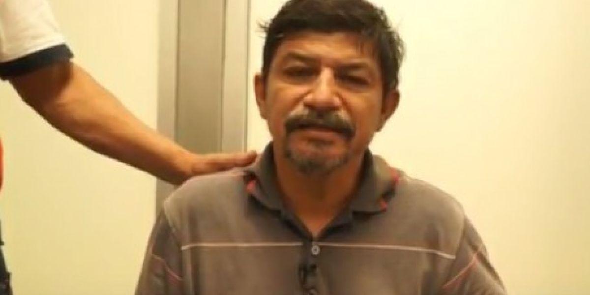 Rescatan a ex alcalde de Yautepec; tenía 21 días secuestrado