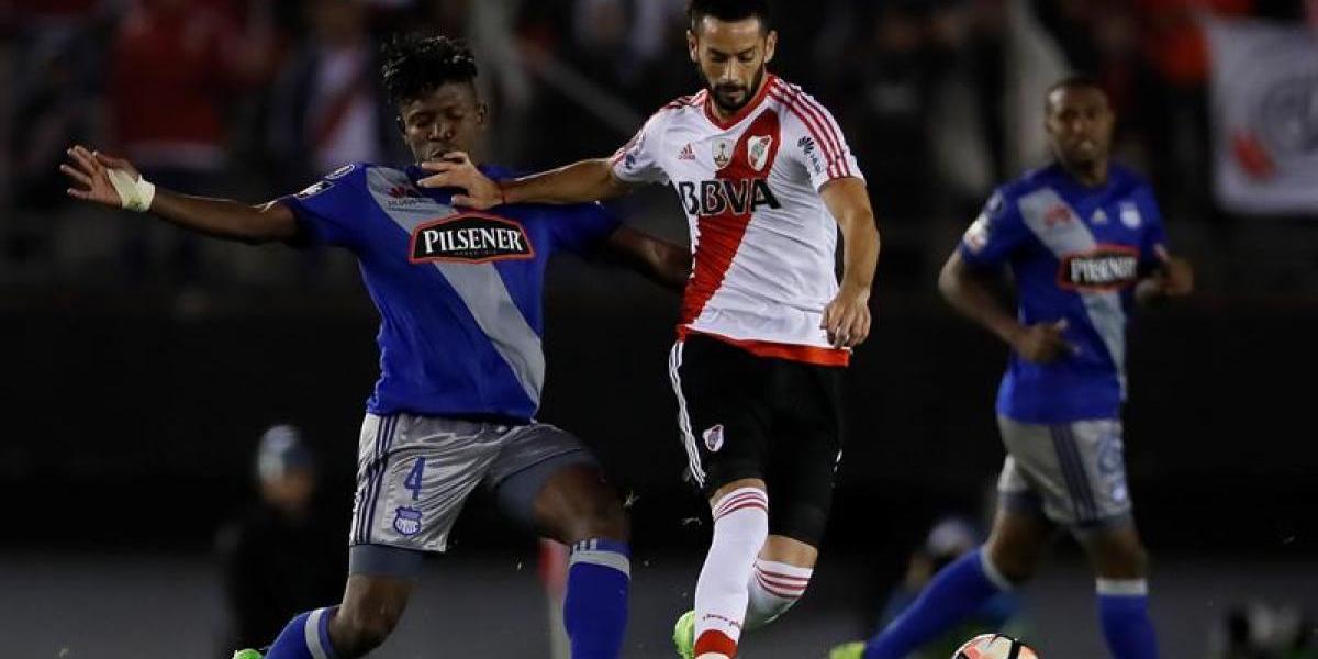 El buen regreso a la titularidad de Marcelo Larrondo en River Plate